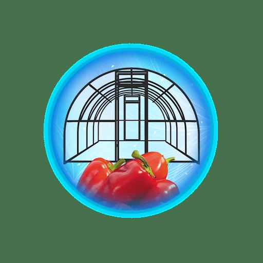 логотип арочная теплица